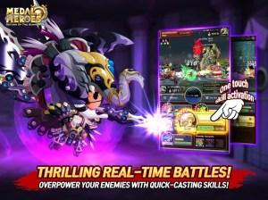 Medal Heroes : Return of the Summoners 2.3.6 Screen 9