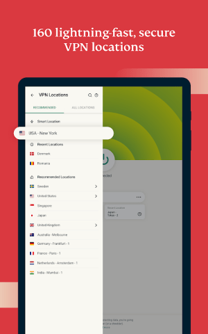 ExpressVPN - #1 Trusted VPN - Secure Private Fast 10.2.2 Screen 4