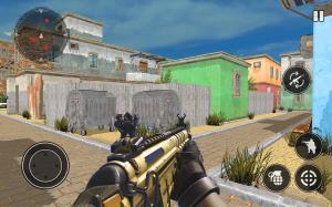 Frontline FPS Super Soldier War 3.3c Screen 3