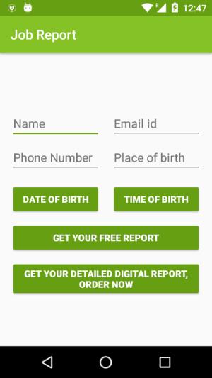 Android Job Report 2017 Screen 1