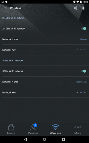 ASUS Router 1.0.0.5.5 Screen 12