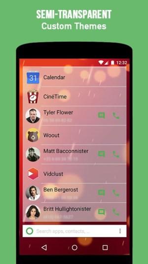 KISS Launcher 3.5.3 Screen 6