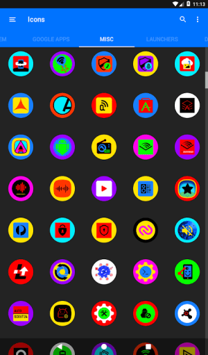 Android Pixel Icon Pack ✨Free✨ Screen 13