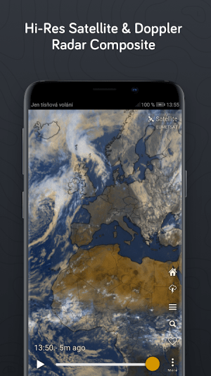 Windy.com - Weather Radar, Satellite and Forecast 25.0000 Screen 6