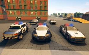 Cop Driver : Impossible Police Car Stunt Simulator 0.6 Screen 6