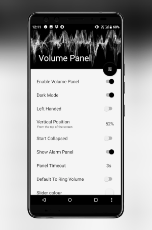 Volume Control Panel Pro 9.1 Screen 13