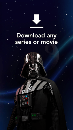 Android Disney+ Screen 10