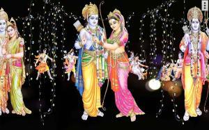 4D Shri Rama (श्री राम दरबार) Live Wallpaper 9.0 Screen 9