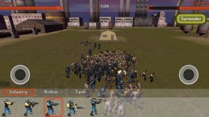 Android Zombie War Dead World 2 Screen 1