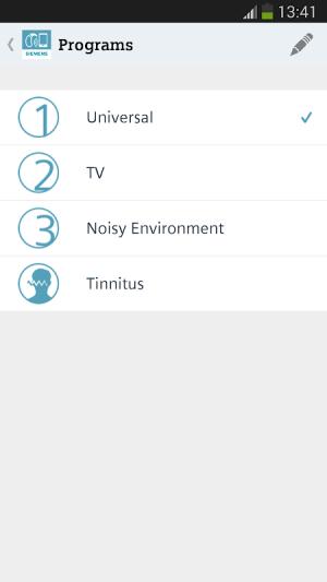 touchControl 2.60.1.207 Screen 2