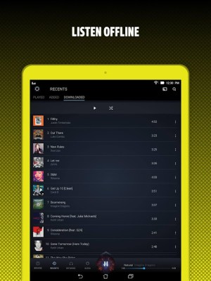 Amazon Music 16.2.2 Screen 10