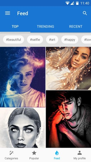 Photo Lab PRO Picture Editor: effects, blur & art 3.6.19 Screen 10