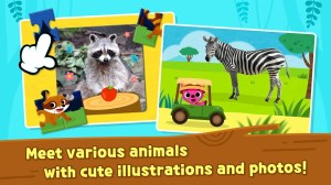 Pinkfong Guess the Animal 8 Screen 1