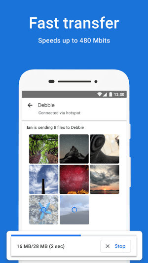 Files by Google: Clean up space on your phone 1.0.357865958 Screen 4