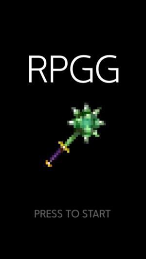 RPGG 알피지지   - 도트 감성 방치형 수집 RPG 3.43 Screen 1