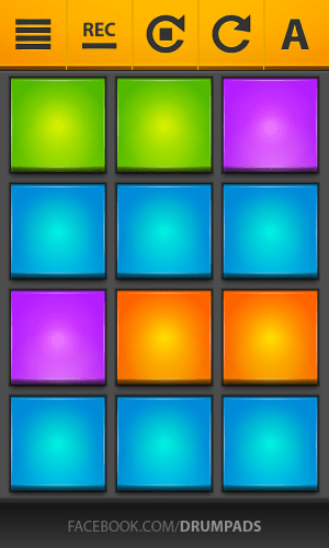 Drum Pads 24.apk 1.2.6 Screen 1