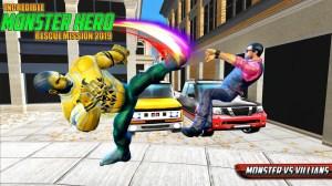 Incredible Monster Superhero Crime City 2018 1.5 Screen 2