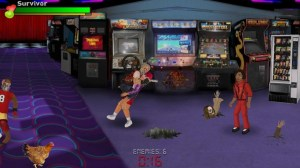 Android Extra Lives (Zombie Survival Sim) Screen 4