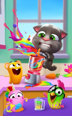 My Talking Tom 2 1.3.1.366 Screen 6
