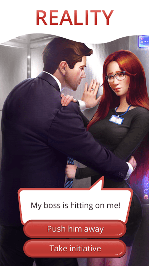Android Romance Club - Stories I Play (with Choices) Screen 4