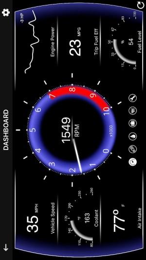 Kiwi OBD 1.0.3 Screen 1