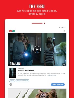 iflix 3.35.0-18361 Screen 1
