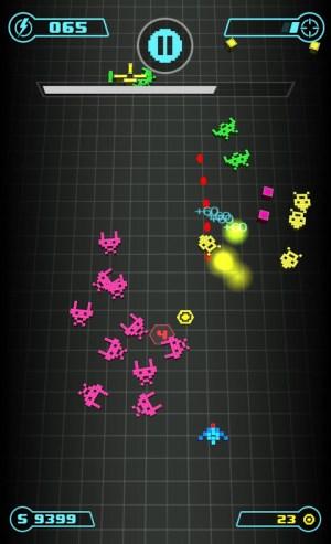Retro Grid 0.1 Screen 5