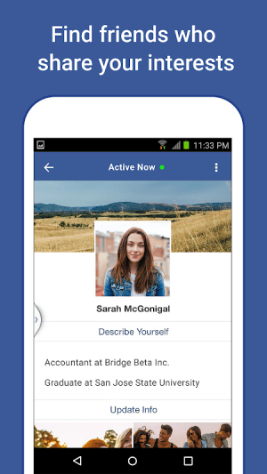 Facebook Lite 172.0.0.3.116 Screen 4