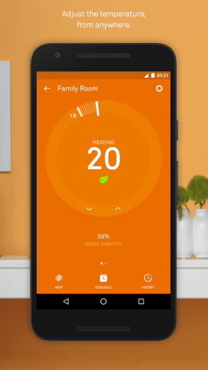 Nest 5.10.0.29 Screen 1