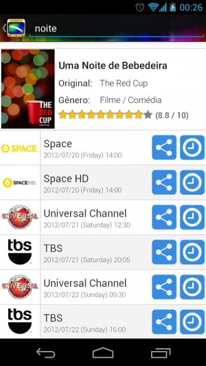Android TV Guide BR Screen 12