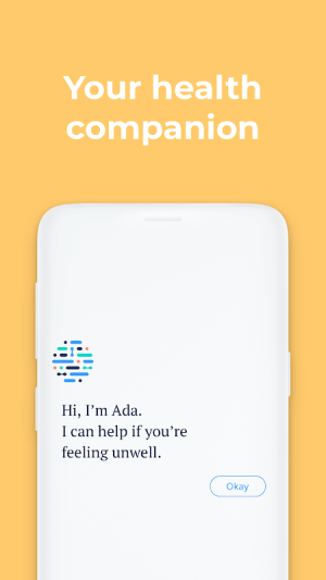 Ada – your health companion 3.0.2 Screen 2