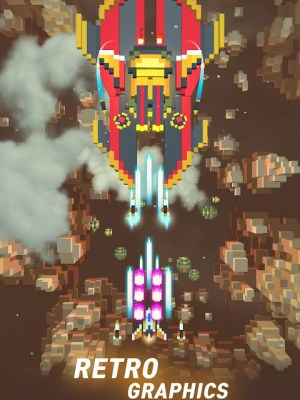 Sky Wings: Pixel Fighter 3D 3.4.3 Screen 13