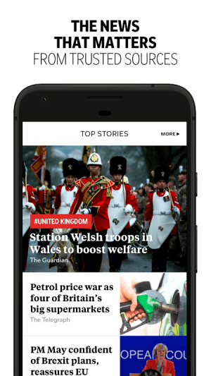 Flipboard: News For Any Topic 4.2.28 Screen 1