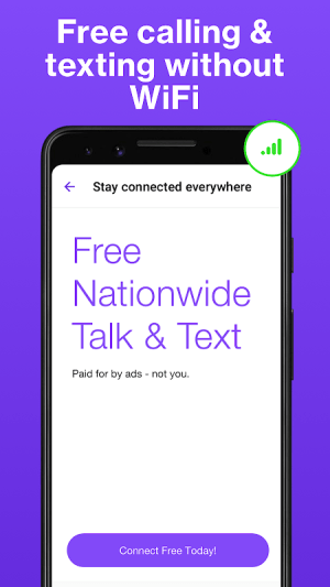 TextNow - Free US Phone Number 21.10.0.1 Screen 5