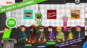 Papa's Bakeria To Go! 1.0.0 Screen 1