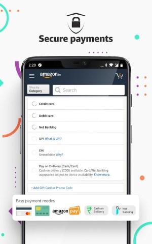 Amazon India Online Shopping 18.5.2.350 Screen 1