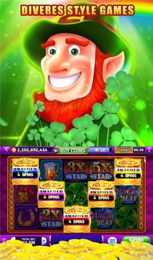 Android Tycoon Casino: Free Vegas Jackpot Slots Screen 13