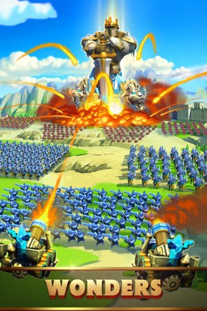 Lords Mobile: War Kingdom - Strategy RPG Battle 2.16 Screen 2