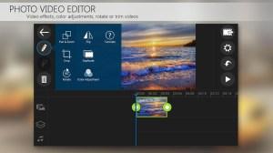 PowerDirector Video Editor App: 4K, Slow Mo & More 6.2.1 Screen 1