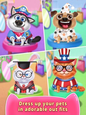 Android Baby Pet Clinic Vet Doctor Screen 4