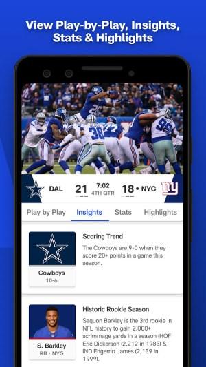 NFL 17.5.0 Screen 2