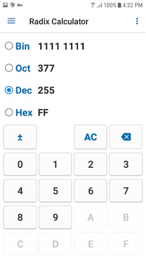 NT Calculator - Extensive Calculator Pro 3.8 Screen 6