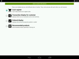 CashSale POS 569 Screen 7