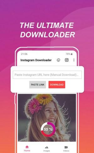 Photo & Video Downloader for Instagram - SaveInsta 2.2 Screen 3