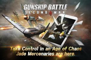 GUNSHIP BATTLE: SECOND WAR 1.11.01 Screen 5