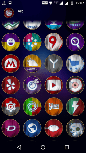 Arc - Icon Pack 2.0 Screen 7