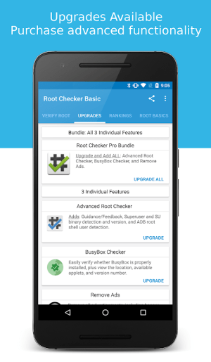Android Root Checker Screen 4
