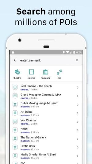 Guru Maps Pro - Offline Maps & Navigation 4.0.6 Screen 3