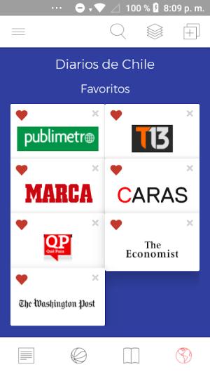 Diarios Chile 3.30 Screen 10