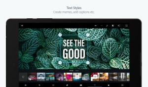 Adobe Photoshop Express:Photo Editor Collage Maker 5.1.517 Screen 11